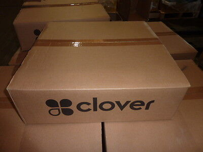 NEW Clover d100 CASH DRAWER printer activated