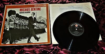 Michael Bentine Square Bashing  1967 Mono Lp Goons Potty Time Comedy