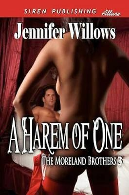 A Harem of One [The Moreland Brothers 3] (Siren Publishing Allure) by
