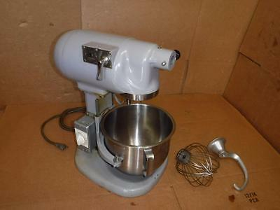 Hobart N 50 Commercial 5-Quart N-50 Heavy Duty Mixer With Timer