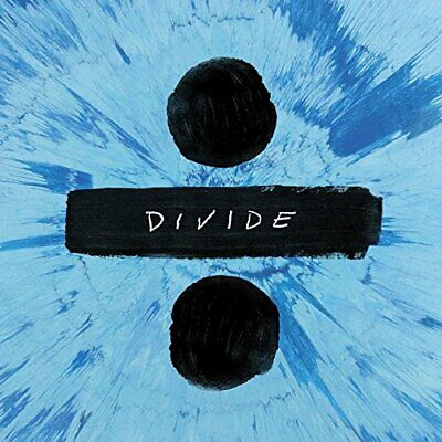 � (Deluxe) - Ed Sheeran CD NSVG The Cheap Fast Free Post
