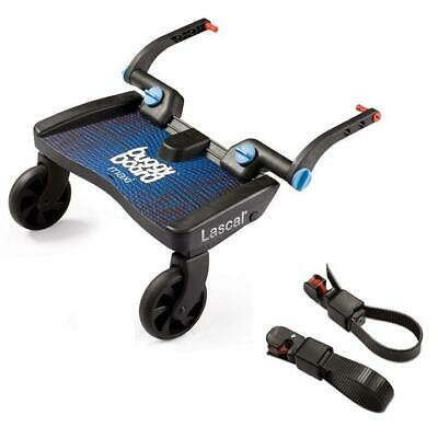 Lascal BuggyBoard Maxi (Blue) with Universal Connectors