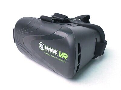 Rage RC RGRVRG0100 Virtual Reality Goggles (Fit Most Smartphones)