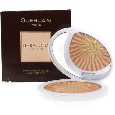 Guerlain Terracotta Terre D'ete Bronzer Bronzing Powder 20g | Damaged Box