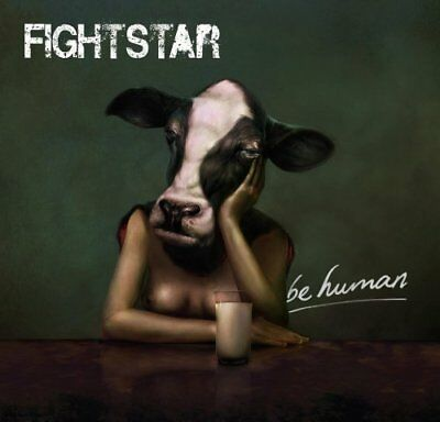 Fightstar - Be Human - Fightstar CD 3EVG The Cheap Fast Free Post The Cheap Fast