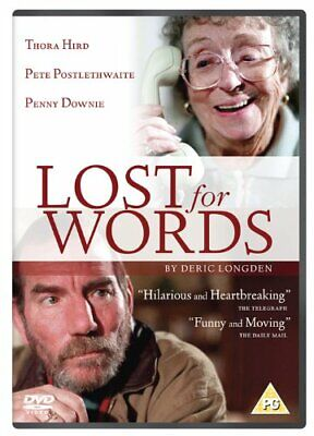 Lost For Words [DVD] [1999] - DVD  N6VG The Cheap Fast Free Post