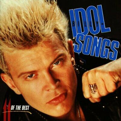 Billy Idol - Idol Songs: 11 Of The Best - Billy Idol CD QRVG The Cheap Fast Free