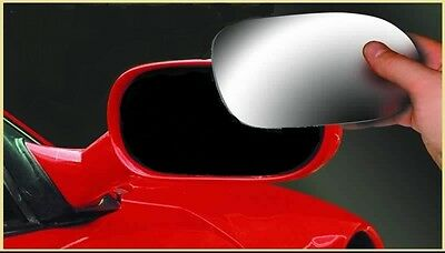 Summit Srg-883B Replacement Door Wing Mirror Glass Oem Style With Base Plate