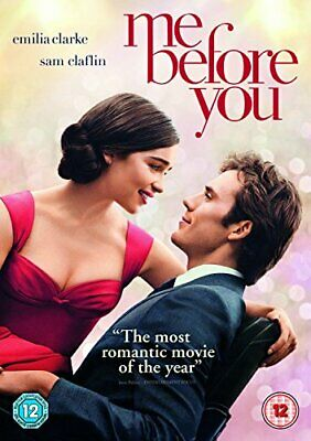 Me Before You [Includes Digital Download] [DVD] [2016] - DVD  3ELN The Cheap