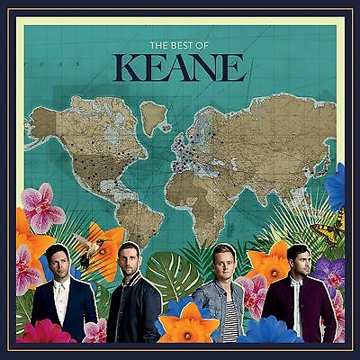 Keane ( New Sealed Cd ) The Very Best Of / 20 Track Greatest Hits Collection