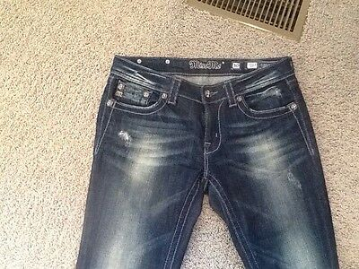 Womens Miss Me Size 30 Boot Jeans