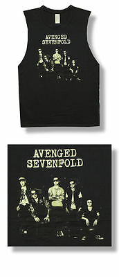 Avenged Sevenfold- NEW MEN'S LIGHTWEIGHT TANK TOP- 3XLarge FREE SHIP TO U.S.!