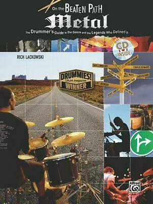On The Beaten Path Beginning Drumset Course Level 3 Music Bookcd