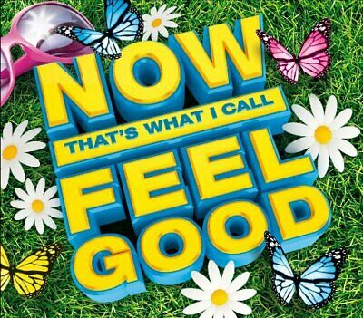 Various Artists - NOW That's What I Call Feel Good - Various Artists CD DMVG The