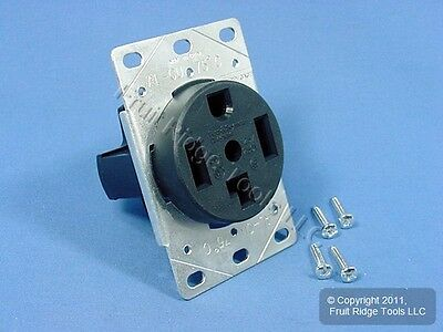 New Pass & Seymour Dryer Outlet Receptacle NEMA 14-30R 30A 125/250V 3864 Boxed