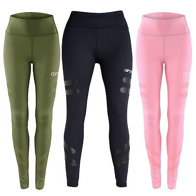 Hot Lady's Casual Sports Leggings Fitness Yoga GYM Running Trousers Pencil Pants