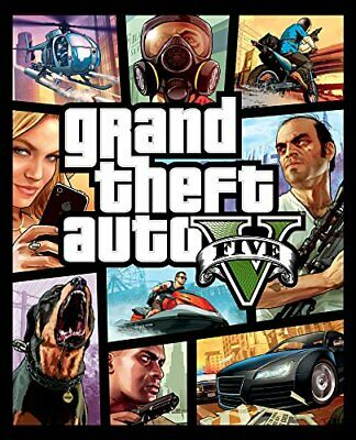 Grand Theft Auto V (PS3) - Game  Q6VG The Cheap Fast Free Post