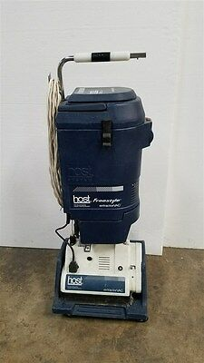 Host M40000 Freestyle Extractor VAC T7 Dry Carpet Cleaning w/Brushes & Dolly