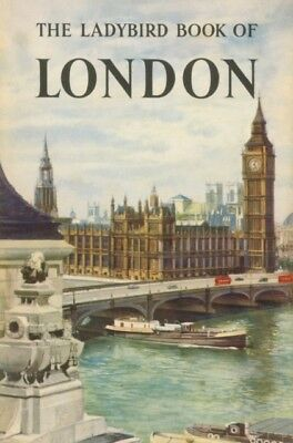 The Ladybird Book of London (Ladybird Archive) (Paperback), Berry...