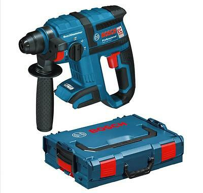Bosch Gbh18 Vecn 18V Brushless Sds+ Rotary Hammer Drill With L Boxx