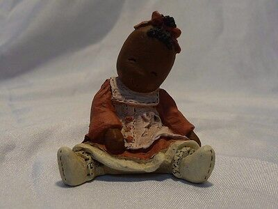 "All God's Children ""Lindy"" figurine"