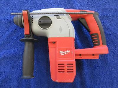 Milwaukee 0856-20 Rotary Hammer Drill (Tool Only)