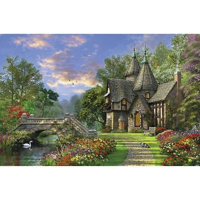 NEW Ravensburger Tranquil Countryside 3000pcs 17069