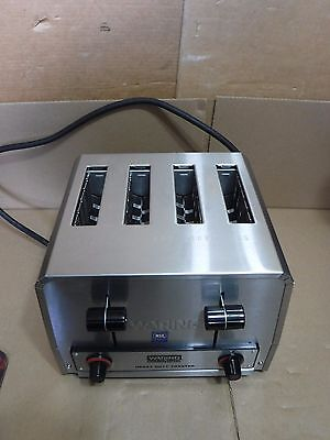 Nice Waring Commercial Heavy Duty Toaster 2200W 120V Wct800 60Hz