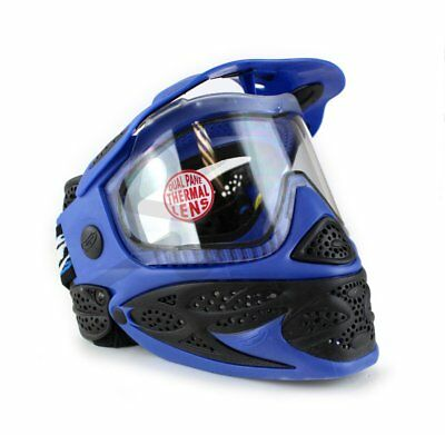 JT Status QLS Dual Thermal Paintball Mask / Quality Goggles