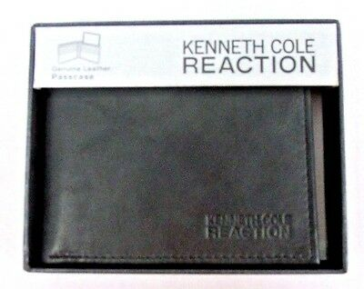 Fossil And Kenneth Cole Wallets Assorted Lot Of 3