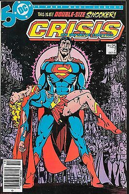 Crisis on Infinite Earths No.7 / 1985 Death of Supergirl