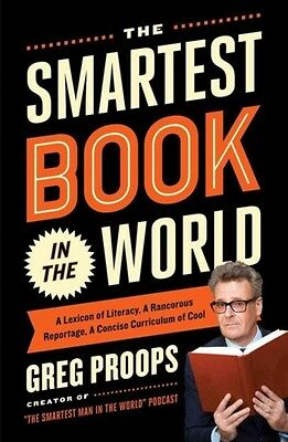 Smartest Book In The World, Proops, Greg, 9781476747057