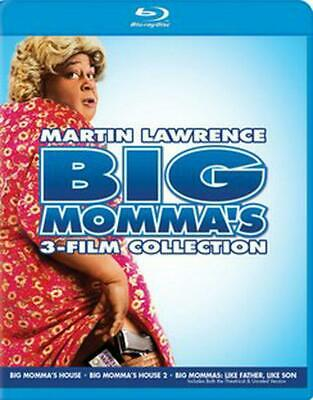 Big Momma's Film Collection - Blu-Ray Region 1 Free Shipping!