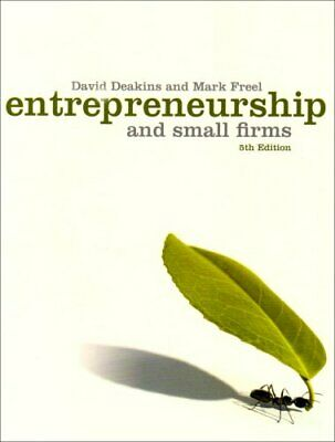 Entrepreneurship and Small Firms by Freel, Mark Paperback Book The Cheap Fast