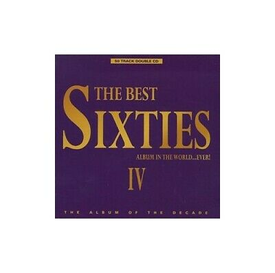 Various Artists - The Best Sixties Album in the Wor... - Various Artists CD J4VG