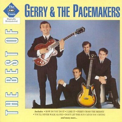 Gerry & the Pacemakers - Gerry & Pacemakers - Gerry & the Pacemakers CD QVVG The
