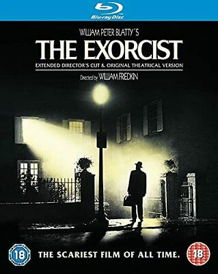 The Exorcist [Blu-ray] [1973] [Region Free] - DVD  RYVG The Cheap Fast Free Post