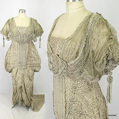 Antique Ball Gowns