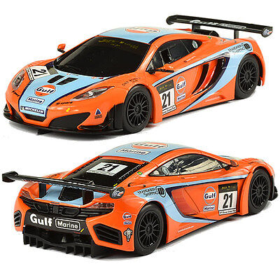 SCALEXTRIC Slot Car C3287 McLaren MP4-12C GT3 No.21