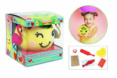 Party Game Pass The Parcel Pineapple Party Gifts Kids Birthday Family Novelty
