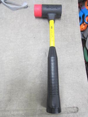 Nupla SPS-155 Quick Change Dead Blow Hammer, Tip Included, New