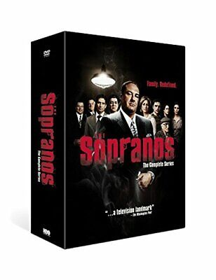 The Sopranos - The Complete Series [DVD] [2007] - DVD  SQVG The Cheap Fast Free