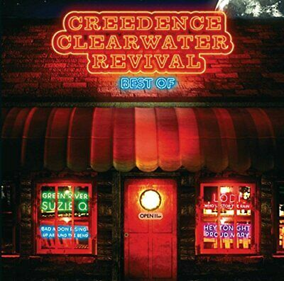 Creedence Clearwater Revival - The Bes... - Creedence Clearwater Revival CD IKVG