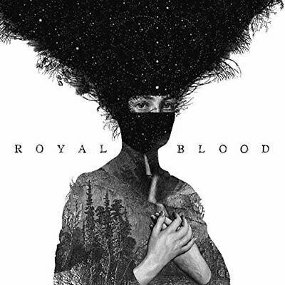Royal Blood - Royal Blood - Royal Blood CD X0VG The Cheap Fast Free Post The