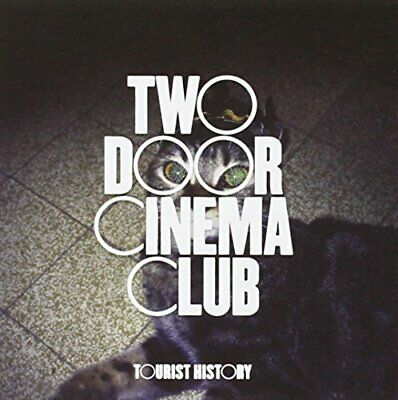 Two Door Cinema Club - Tourist History - Two Door Cinema Club CD XWVG The Cheap