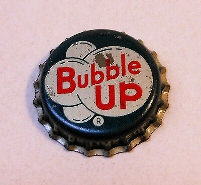 Vintage Bubble Up..cork..unused..Soda Bottle Cap