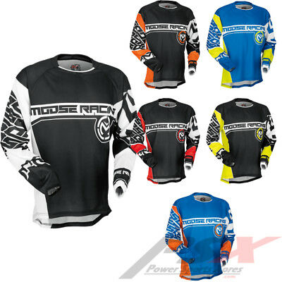 Moose Qualifier Offroad Jersey 2017