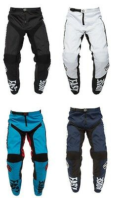Fasthouse Adult MX ATV Motocross Grindhouse Riding Pants Sizes 28-40