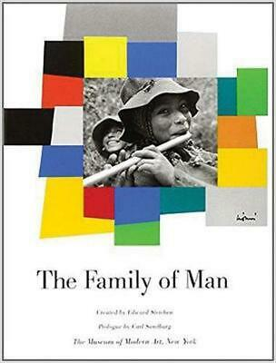 The Family of Man by Edward Steichen Paperback Book (English)