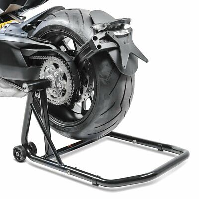 ConStands Single Motorcycle Rear Paddock Stand KTM 1290 Super Duke/R 14-18 black